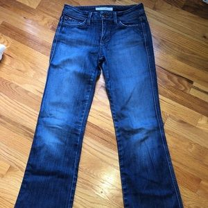 Joe's B denim Wide Leg Muse sz 25